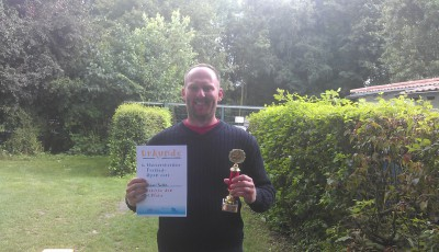 Sieger bei den Erwachsenen: Michael Budde