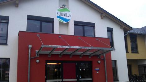 Spielort und Unterbringung war das Euroville Jugend- und Sporthotel.